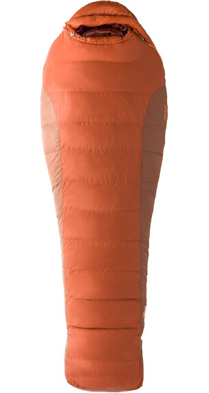 Marmot Never Summer Sleeping Bag Dark Rust/Mahogany